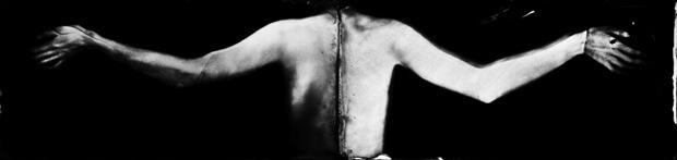 Bart Dorsa Katya - - argento, vetro e lastre fotografiche