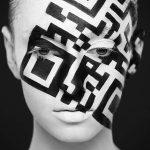 Art of face - QR Code - Alexander Khokhlov