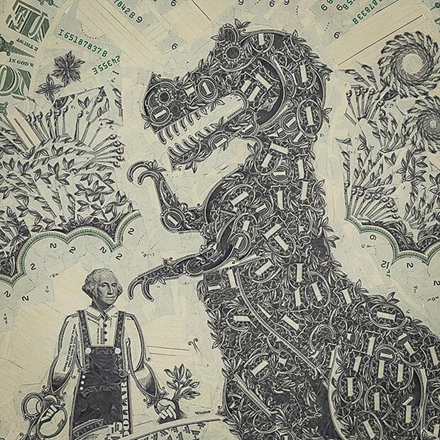 The Way of the Dinosaur, 2013 Pavel Zoubok Gallery