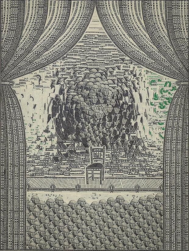 Mark Wagner - The art of the dollar - Teatro