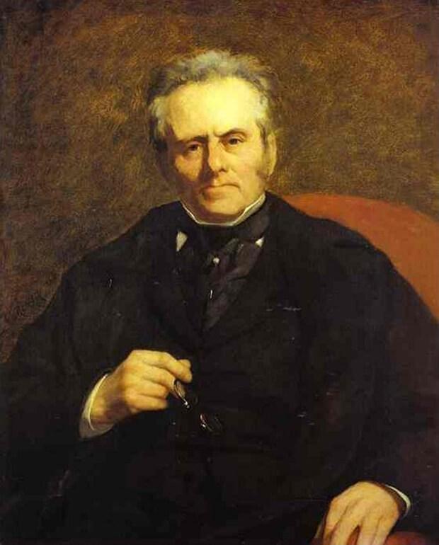Pierre August Renoir. Ritratto di William Sisley, 1864