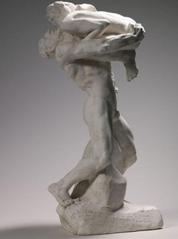 Auguste rodin io sono bella katarte for Rodin scultore