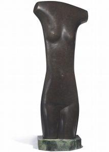 Torso di donna, 1925