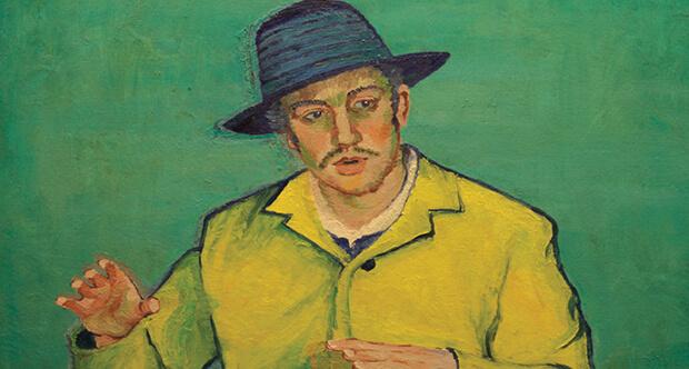 Loving Vincent - il primo film interamente dipinto a mano