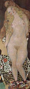 Adamo ed Eva (incompiuto, 1917-18, ©Belvedere, Vienna