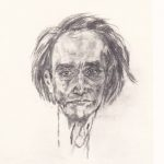 Antonin Artaud. Autoritratto, 1946