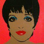 Andy Warhol - Ritratto di Liza Minnelli