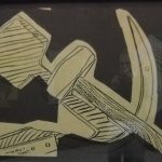 Andy Warhol - Falce e Martello