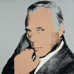Andy Warhol - Ritratto di Giorgio Armani