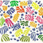 Henri Matisse. Il pappagallo e la sirena , 1952. Stedelijk Museum, Amsterdam. Vereeniging Rembrandt e Principe Bernhard © 2014 Succession H. Matisse / Artists Rights Society (ARS), New York