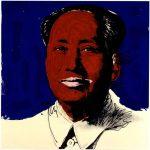 Andy Warhol - Ritratto di Mao Tze Tung, 1972