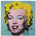 Andy Warhol - Ritratto di Marilyn Monroe