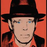Andy Warhol - Ritratto di Joseph Beuys
