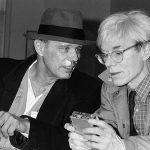 Warhol e Beyus a Napoli, 1980