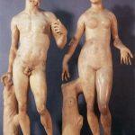 Baccio Bandinelli - Adamo ed Eva. Museo Nazionale del Bargello, Firenze