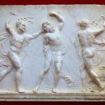 Baccio Bandinelli - Flagellazione, 1530. Orléans Musée des Beaux Arts