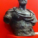 Baccio Bandinelli - Ritratto di Cosimo I, 1554-58, Bronzo.-Galleria Palatina, Firenze