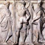 Baccio Bandinelli - Profeti e nudo, c. 1550. Museo dell'Opera del Duomo, Firenze