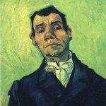 Vincent van Gogh. Ritratto d'uomo, 1888. Kröller-Müller Museum. Otterlo