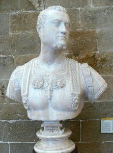 Busto - ritratto di Cosimo I