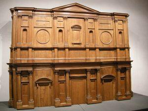 Modello per la facciata di San Lorenzo,1518 ca.
