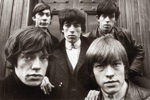 I RollingStones in Hanover Square, 1964
