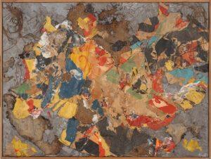Cool. Décollage,1956. Fondazione Mimmo Rotella, Alessandro Zambianchi