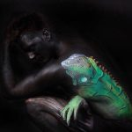Artist Gesine Marwedel