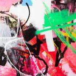 "Alex ""hense"" Brewer - Rearrange paintings, 2012"
