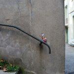 Calvin & Hobbes. Francia. Image credits: Oak Oak