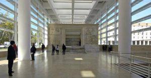 Museo dell'Ara  Pacis e la Teca di Richard Meier & Partners Architects