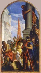 Martirio dei Santi Primo e Feliciano