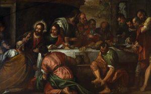 Paolo Veronese con Benedetto Caliari. L'ultima cena