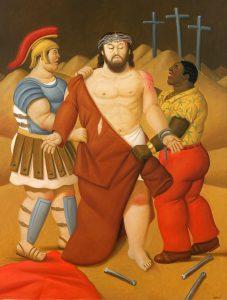 La svestizione di Cristo, 2011