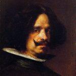 Velásquez. Autoritratto, 1650. Olio su tela, cm. 45x38. Museo di Belle Arti, Valencia, Spagna