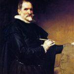 Velásquez. Ritratto dello scultore Martinez Montanes che esegue il busto di Felipe IV