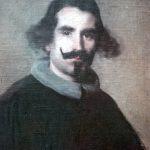 Velásquez. Ritratto d'uomo, 1630. Olio su tela, cm. 67 x 50. Musei Capitolini, Roma, Italia