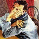 Guttuso. Autoritratto, 1936