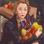 Guttuso. Ritratto di Mimise, 1937. Collezione Iannaccone, Milano