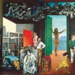 Guttuso. Spes contra Spem, 1982. Olio su tela, cm. 300 x 350. Fondazione Francesco Pellin, Varese