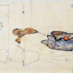 Egon Schiele. Quell'arancia è stata l'unica luce, 1912