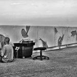 Eron - murales commissionato dal comune di Rimini, 2005
