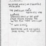 Jean Michel Basquiat. Senza Titolo, ca 1987. Collezione Larry Warsh. Copyright © Estate of Jean-Michel Basquiat, tutti i diritti sono riservati. Su autorizzazione di Artestar, New York. Foto Sarah DeSantis, Brooklyn Museum