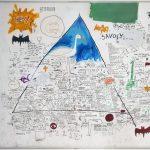 Jean Michel Basquiat, Senza titolo, 1986. Collezione di Larry Warsh. Copyright © Estate of Jean-Michel Basquiat, tutti i diritti sono riservati. Su autorizzazione di Artestar, New York. Foto: Gavin Ashworth, Brooklyn Museum