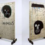 """Jean Michel Basquiat. """"Taccuini senza titolo"""""""