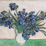Vincent van Gogh. Iris, 1890. Olio su tela, cm. 73.7 x 92,1. The Metropolitan Museum of Art, New York, Gift of Adele R. Levy, 1958
