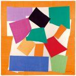 Henri Matisse. La Lumaca, 1953. Guazzo su carta, tagliato e incollato su carta montata su tela, cm. 286,4 x 287, 1962. Foto © Tate, Londra 2014. © c / o Pictoright Amsterdam, 2014