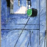 Henri Matisse. Veduta di Notre Dame, 1914. Olio su tela, cm. 147,3 X 94,3. Museo d'Arte Moderna - MoMA, New York