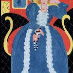 Henri Matisse. Donna in Blue, 1937. Olio su tela, cm. 92,7 x 73,7. © Succession H. Matisse, c / o Pictoright Amsterdam 2014