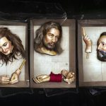 David LaChapelle. Last Supper. Collage, 2012